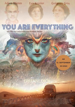 You Are Everything - Eine Liebesgeschichte Poster