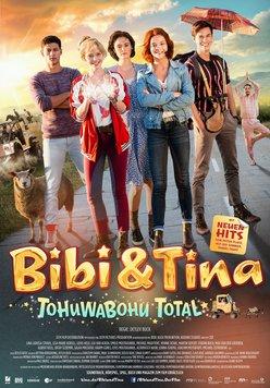 Bibi & Tina - Tohuwabohu total! Poster