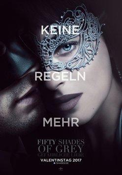 Fifty Shades of Grey - Gefährliche Liebe Poster