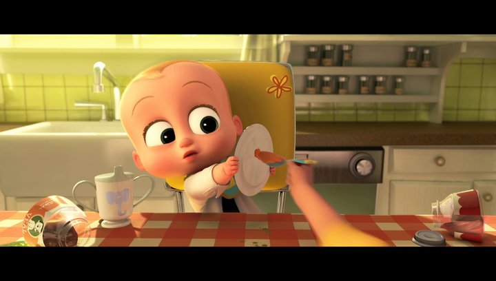 The Boss Baby - Making Of (Mini) Poster