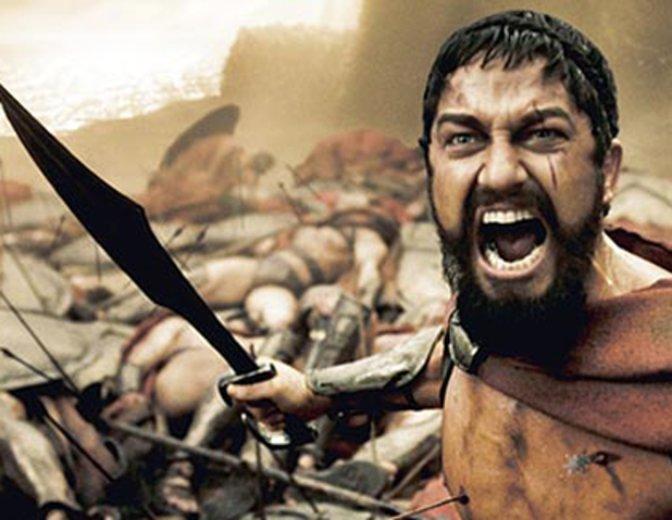 300 Leonidas Gerard Butler