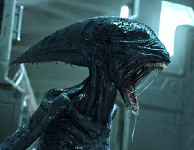 Prometheus Alien Covenant
