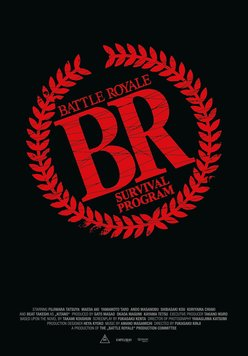 Battle Royale - Survival Program Poster