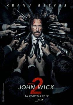 John Wick: Kapitel 2 Poster