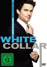 White Collar - Die komplette dritte Season Poster