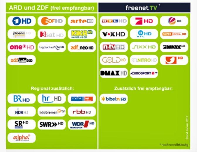 Freenet. Tv
