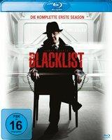 The Blacklist - Die komplette erste Season (6 Discs) Poster