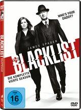 The Blacklist - Die komplette vierte Season Poster