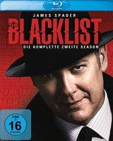 The Blacklist - Die komplette zweite Season Poster