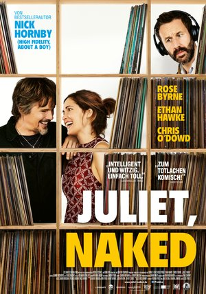 Juliet, Naked Poster