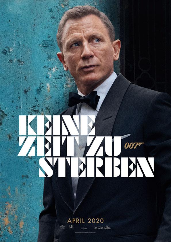 James Bond Trailer 2020 James Bond 007 No Time To Die