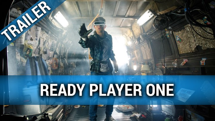 Ready Player One - Trailer 1 Poster