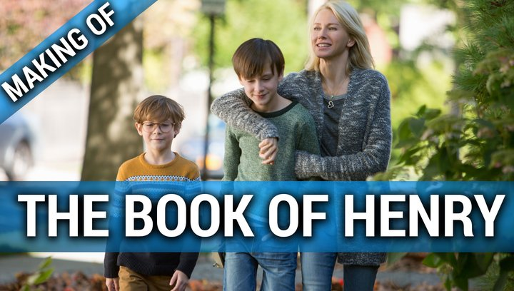 The Book of Henry - Making Of (Mini) Poster