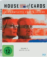 House of Cards - Die komplette fünfte Season Poster