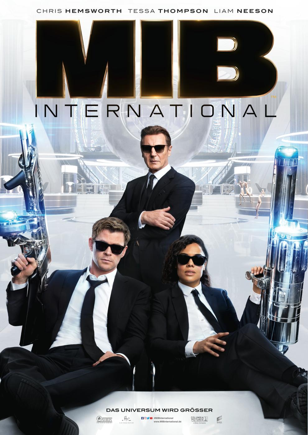 Men In Black 4 Film 2019 Trailer Kritik Kinode