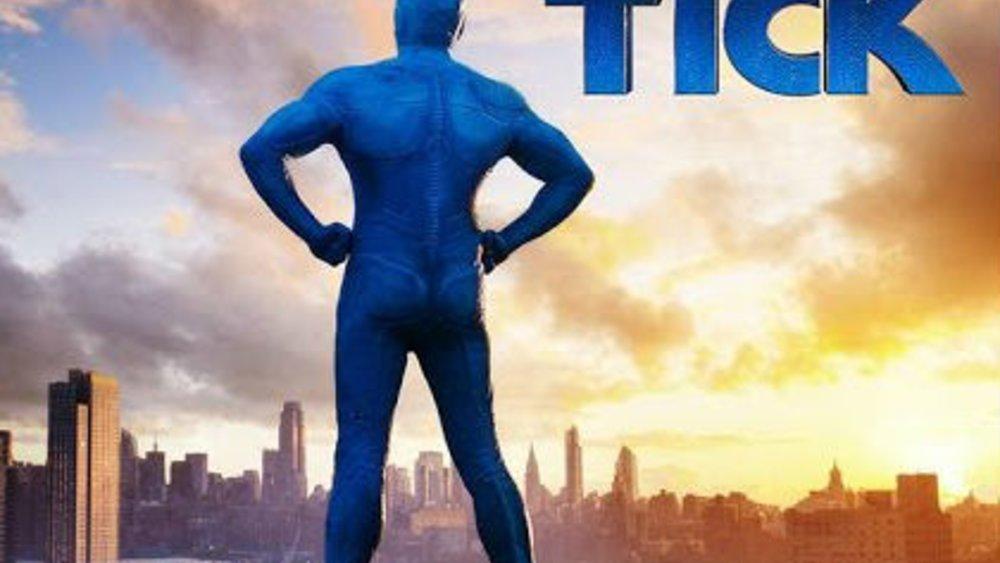 The Tick Trailer Deutsch