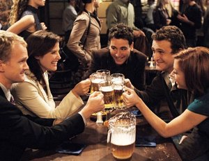 "Welcher ""How I Met Your Mother""-Charakter bist du?"