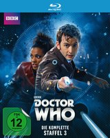 Doctor Who - Die komplette Staffel 3 Poster