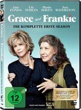 Grace und Frankie - Die komplette erste Season Poster