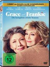 Grace und Frankie - Die komplette zweite Season Poster