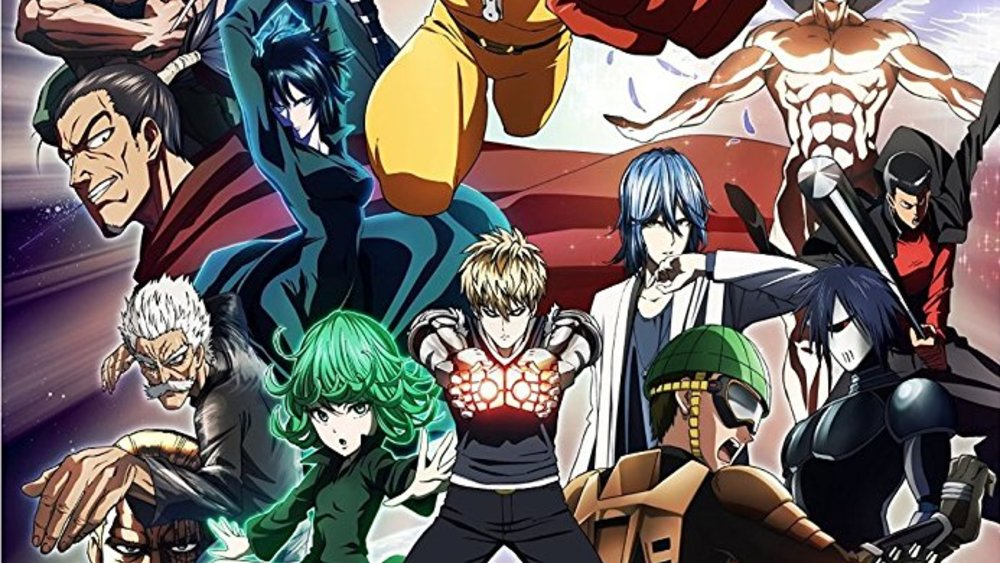 One Punch Man Staffel 2 Stream German
