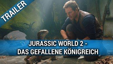 Jurassic World: Das gefallene Königreich Trailer