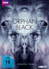 Orphan Black - Staffel fünf Poster