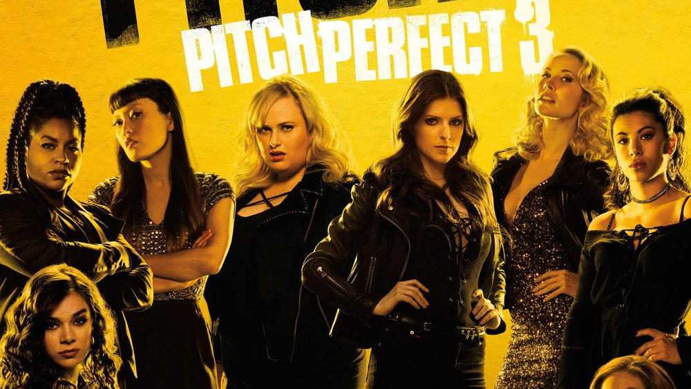 Pitch Perfect 3 Kinostart