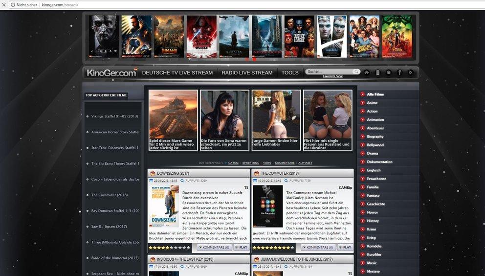 Filme Downloaden Kostenlos Auf Deutsch