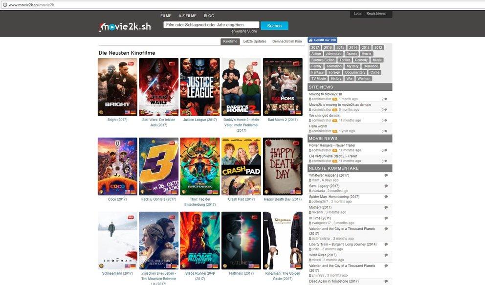 Kinox4k - Aktuelle Kinofilme gratis als Stream und