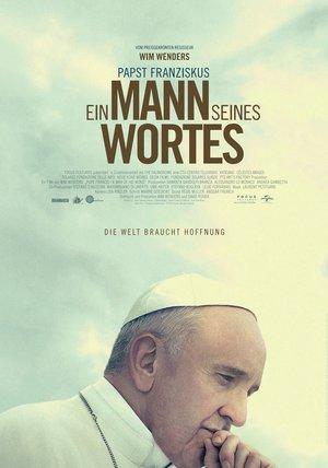 Papst Franziskus - Ein Mann seines Wortes Poster