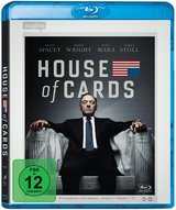House of Cards - Die komplette erste Season Poster
