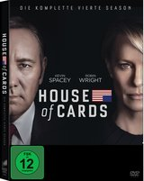 House of Cards - Die komplette vierte Season Poster