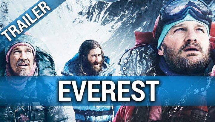 Everest (3D) - Trailer Poster