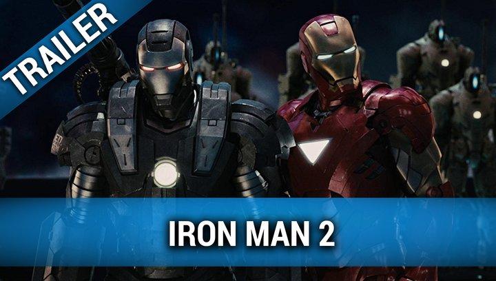 Iron Man 2 - Trailer Poster