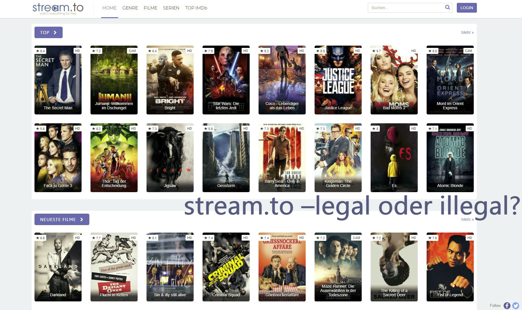 Online Stream Serien Deutsch