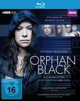 Orphan Black - Die kompletten Staffeln eins und zwei Poster