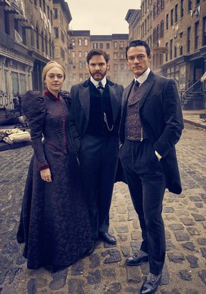 Die Einkreisung – The Alienist Poster