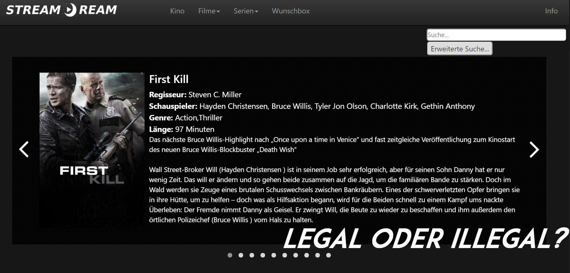 Topstreamfilm Illegal