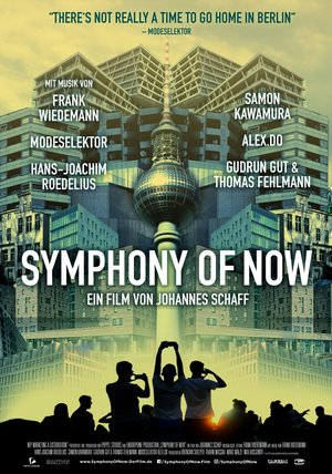 Symphony of Now Poster