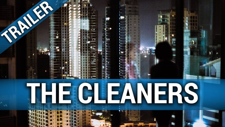 The Cleaners (OmU) - Teaser Poster