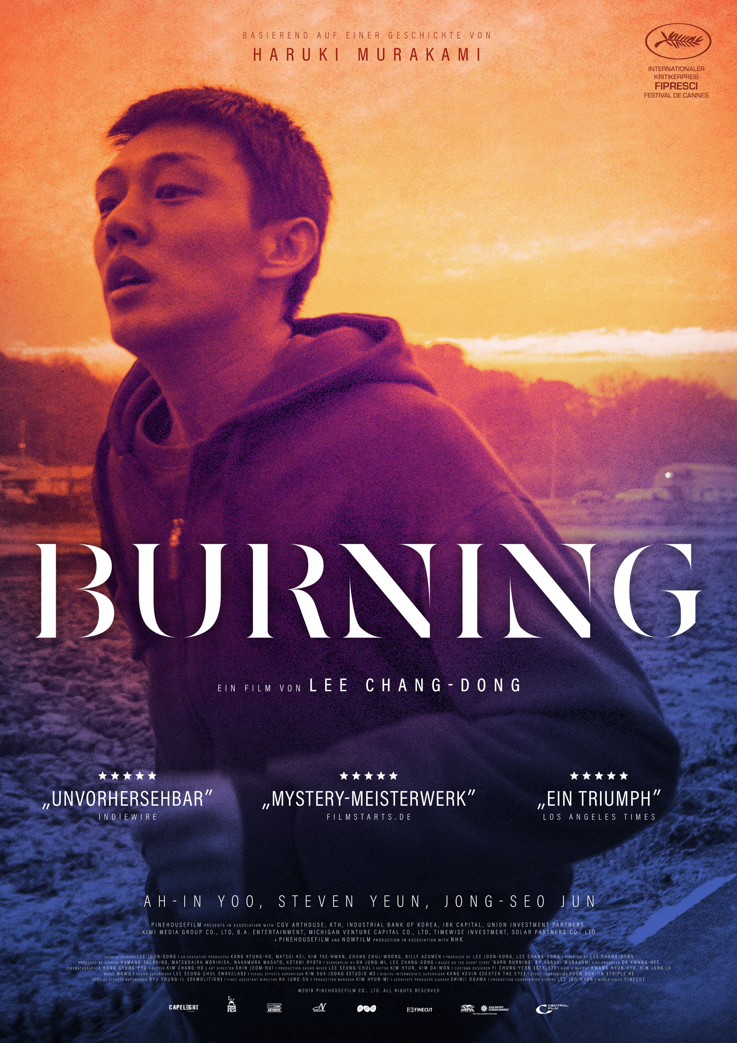 Burning Film (2018) · Trailer · Kritik · KINO.de