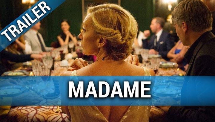 Madame - Trailer Poster
