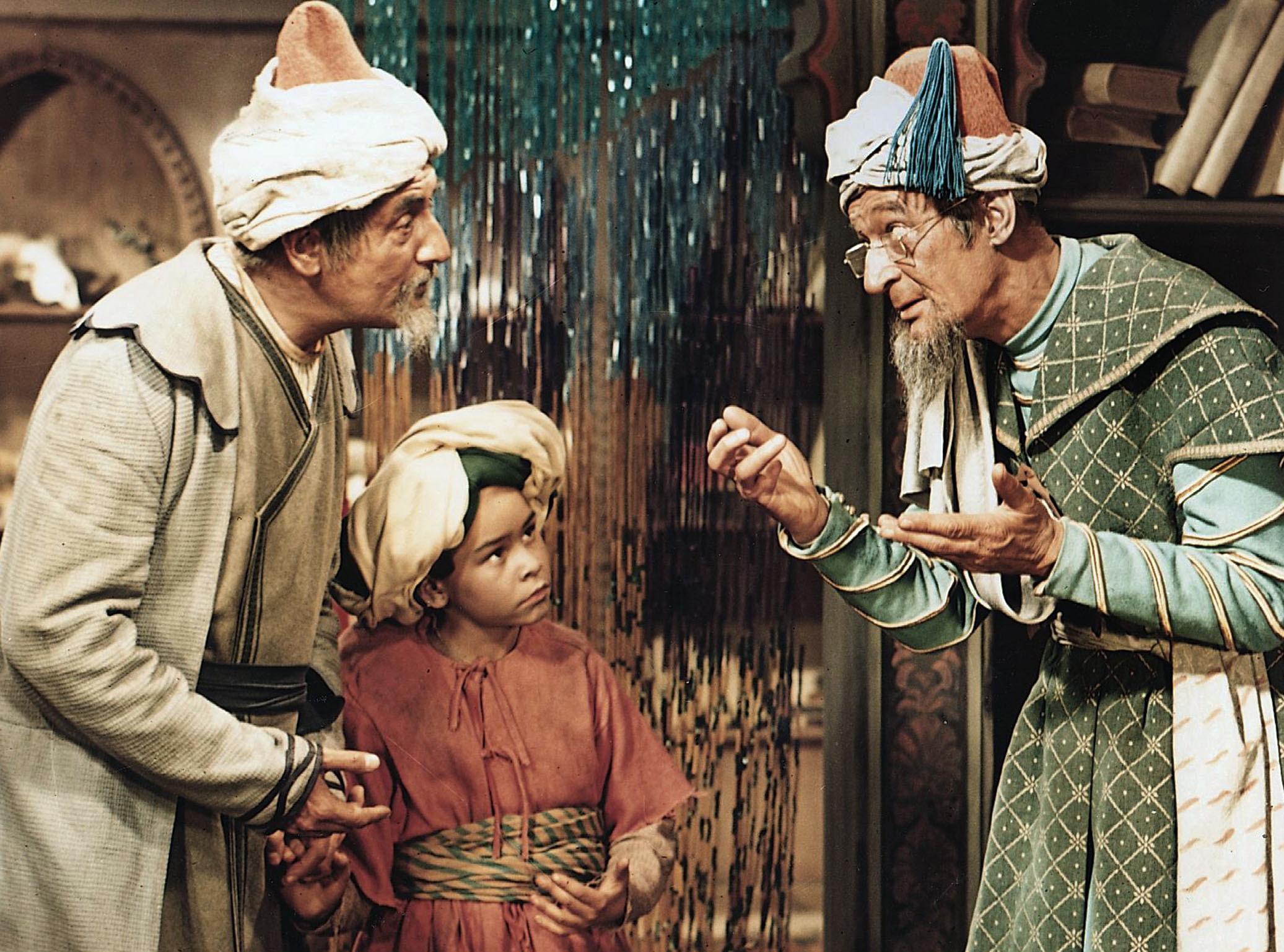 check out 0c143 a8992 Die Geschichte vom kleinen Muck Film (1953) · Trailer ...