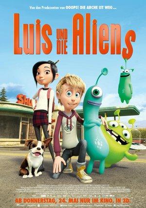Luis und die Aliens Poster