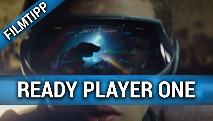Ready Player One - Filmtipp Poster
