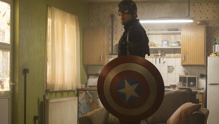 The First Avenger: Civil War - Trailer Poster