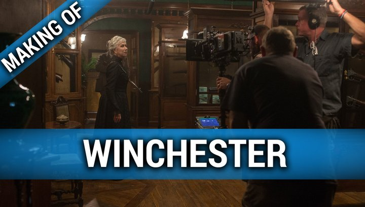 Winchester - Making Of (Mini) Poster