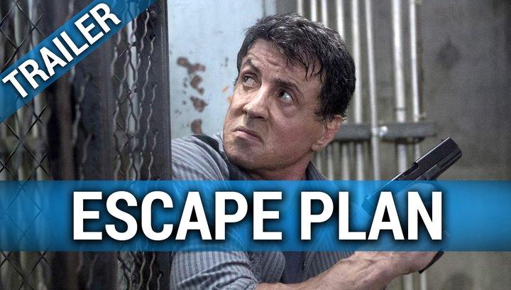 Escape Plan - Trailer Poster