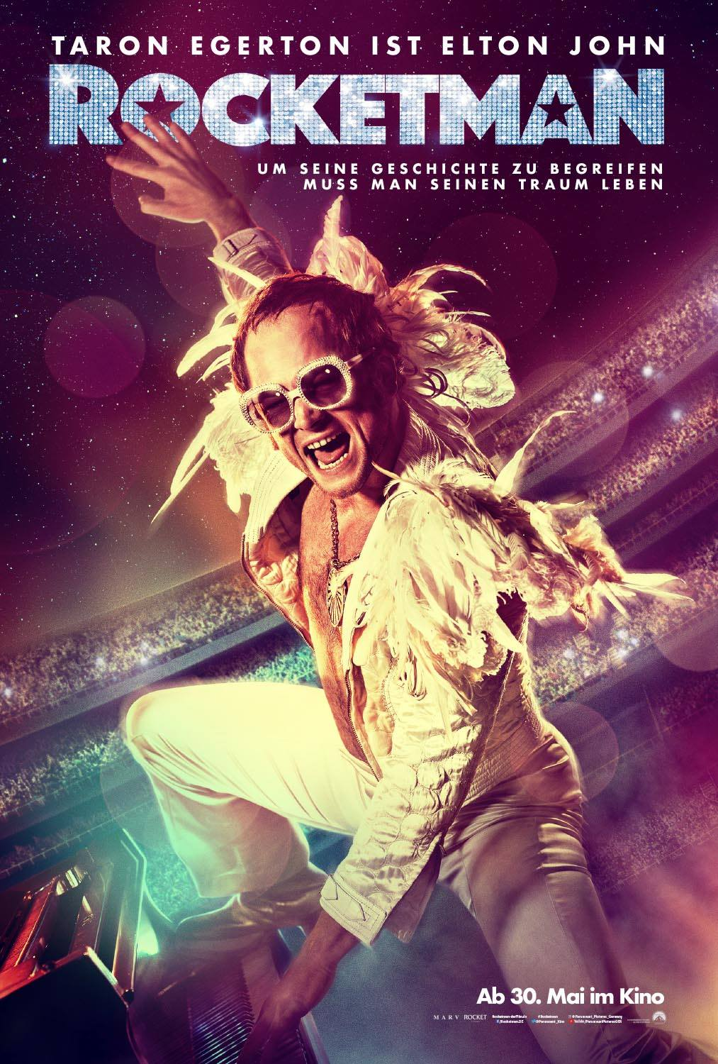 Rocketman Film 2019 Trailer Kritik Kinode